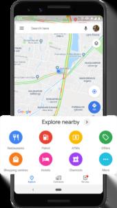 Creazione gestione manutenzione attività pagine google maps juri web design veneto venezia