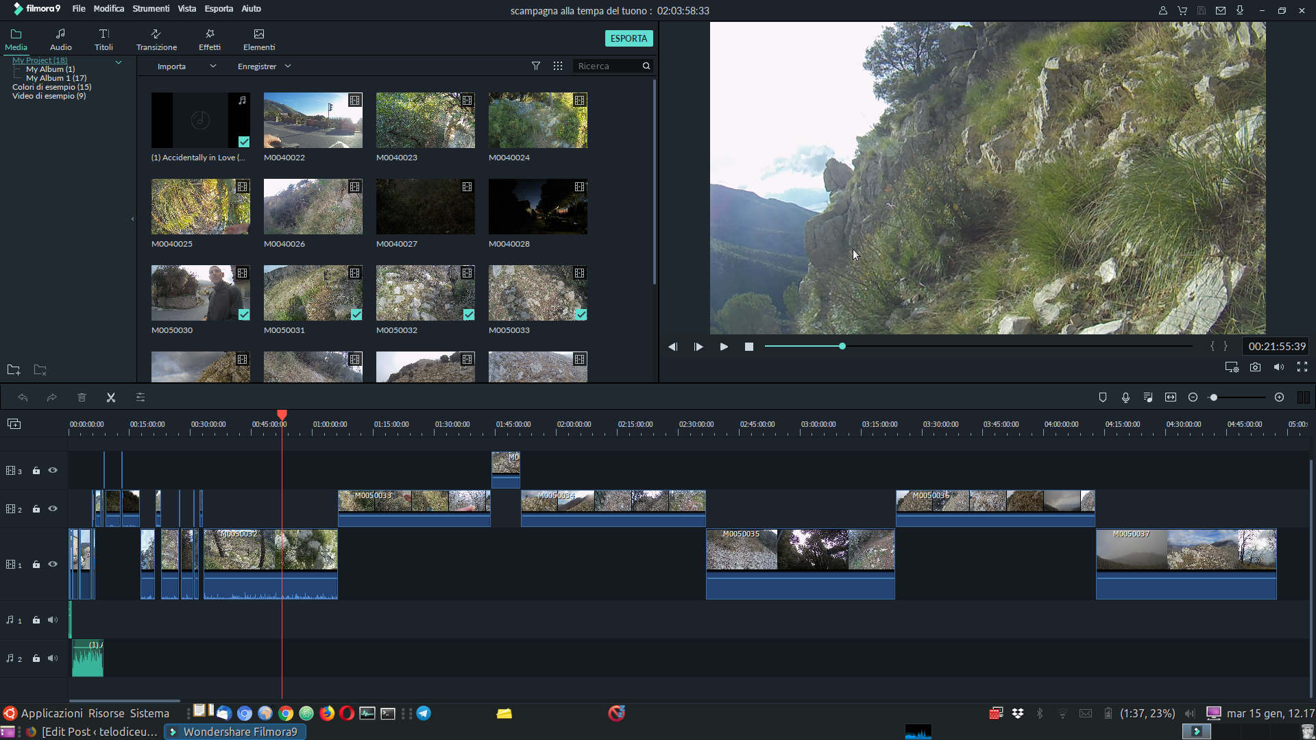 Corsi di video editing videomaker video maker base Veneto venezia Juri Web Design