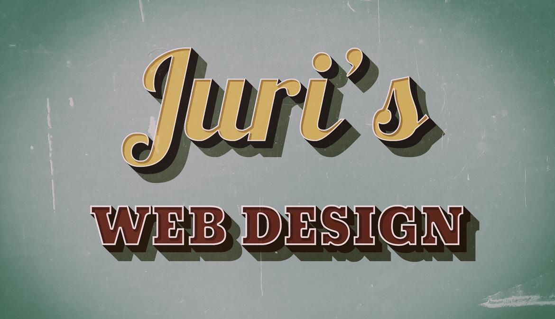 Grafiche a 360° Juri Web Design Venezia Veneto esempi