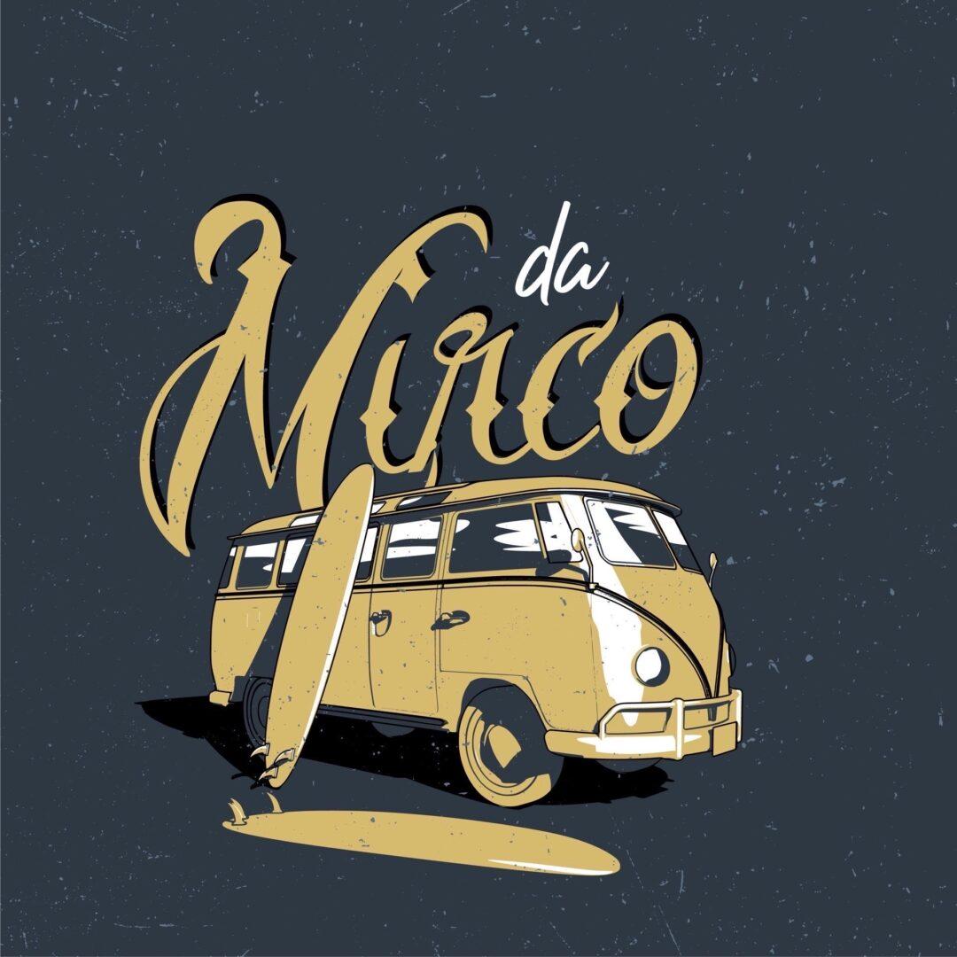 Logo mirco service mirko tamiazzo riparazioni camper veneto Social media grafiche grafica immagine profilo copertina social network facebook instagram canale youtube